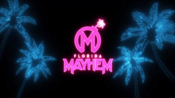 Overwatch League team Florida Mayhem unveil rebrand