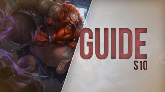Guide, Build LoL Gragas, Jungle, S10