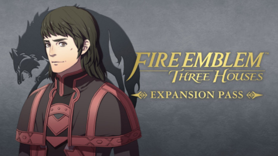 Fire Emblem Three Houses: Alphard, a new character from Cindered Shadows