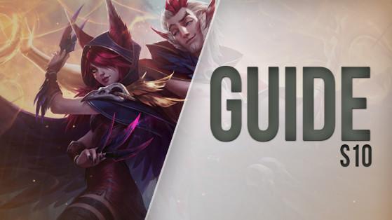 Guide LoL Rakan, Support, S10