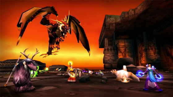 WoW Classic: Calamity and Progress get Nefarian World First
