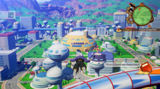 Dragon Ball Z Kakarot: Trunks Time Machine update will be released soon