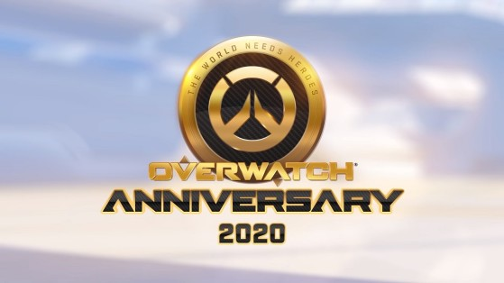Overwatch 2020 Anniversary Event Leaked Skins