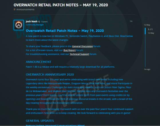 2020 Halloween Interactions Overwatch List Leaks   Overwatch 2020 Anniversary Event Leaked Skins   Millenium