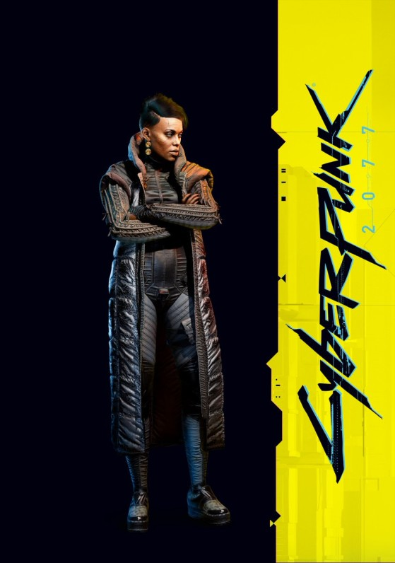 Mama - Cyberpunk 2077