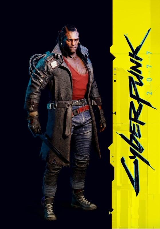Placide - Cyberpunk 2077