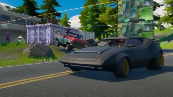 Fortnite Chapter 2 Season 3 Cars As New Vehicles Millenium