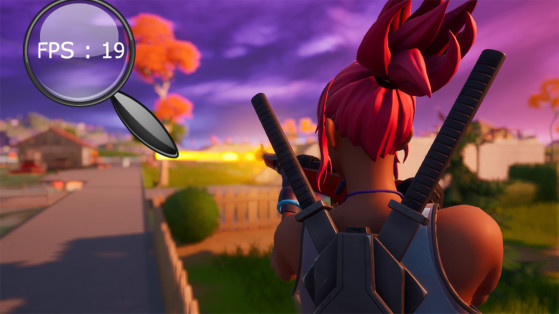Fortnite: FPS in free fall and server problems