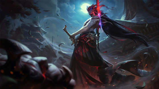 New Lol Champion Revealed Yone Lore And Abilities Millenium