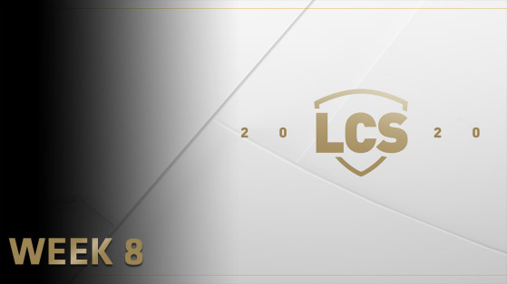 LCS Summer Week 8 Power Rankings: Six teams already qualified