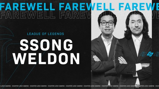 LoL: CLG parts way with coaches SSONG and Weldon