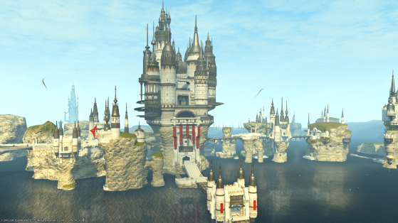 FFXIV Patch 5.3 Interview: Naoki Yoshida on flying in ARR and possible Praetorium rework