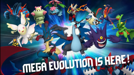 Pokémon GO: How to Mega Evolve a Pokémon