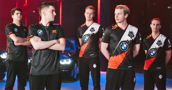 Rivals on the Rift, Fnatic and G2 have at least one thing in common: both teams are sponsored by BMW under the