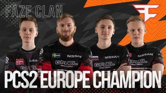 PUBG Round-Up: FaZe Clan win PCS2 Europe, Divine take PCS2 APAC after tie