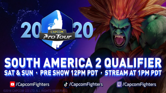 Capcom Pro Tour Online South America 2: What you need to know