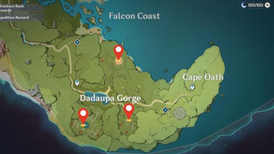 Genshin Impact Break The Sword Cemetery Seal Quest Guide Millenium
