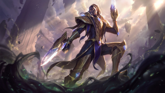 Riot details Victorious Lucian and 2020 Ranked Season rewards