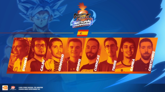 All you need to know about Dragon Ball FighterZ National Championship Spain