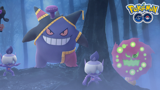 Pokémon GO Halloween 2020 Event is now live