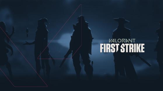 Valorant First Strike North America event kicks off December 3