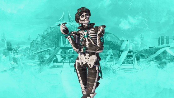 Play as a skeleton in Apex Legends with new Horizon Prime Gaming skin