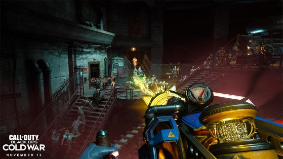 Black Ops Cold War Zombies: How to unlock D.I.E Shockwave Wonder Weapon