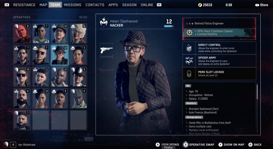 Watch Dogs Legion Guide: How to retire operatives