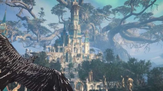 Assassin's Creed Valhalla: A Feline's Footfall and Taking Root quests in Asgard