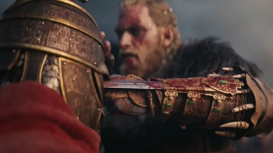 Who is the traitor in Closing the Vault in Assassin's Creed Valhalla