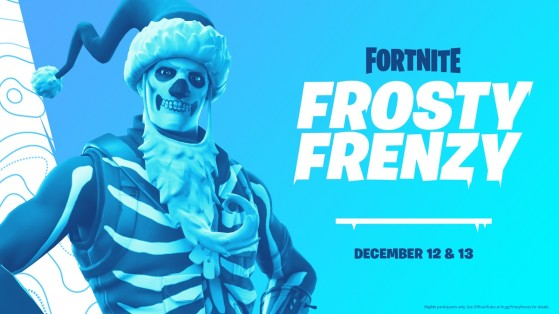 All the Results of the Fortnite Frosty Frenzy tournement