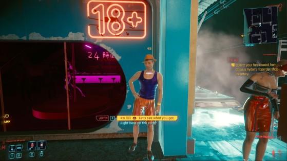 Male Joytoy - Cyberpunk 2077