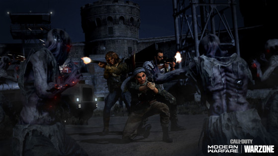 Warzone's Zombies To Appear In The Bank
