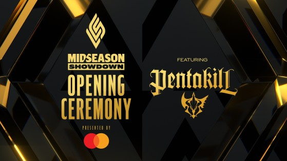 League of Legends band PENTAKILL will perform at 2021 Mid-Season Showdown