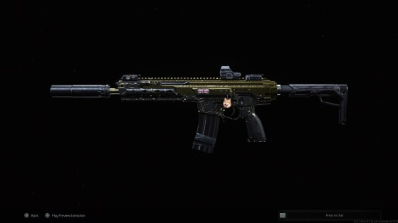 The best Warzone Kilo 141 loadout to use