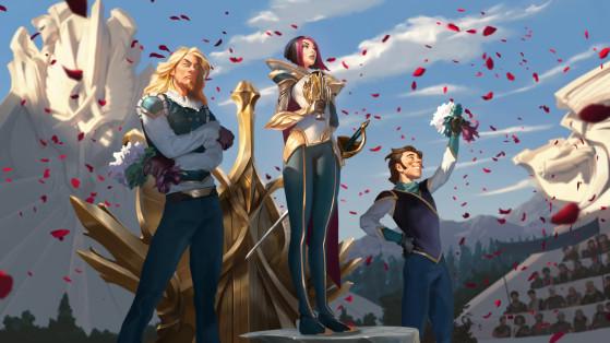 Riot announces $200,000 Legends of Runeterra World Championship