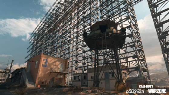 How to climb to the top of Array in Warzone