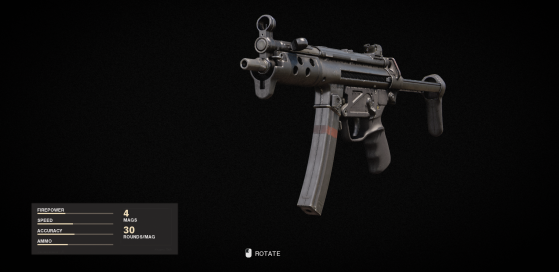 The best Cold War MP5 Warzone attachments to use