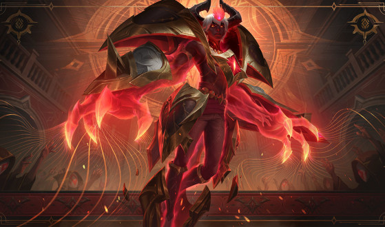 Preview of the Arcana skins coming to League of Legends