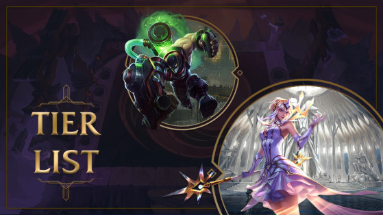 LoL, TFT: Champions Tier List updated with Patch 10.4