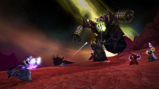 Burning Crusade Classic: How to unlock and access the Shattered Halls
