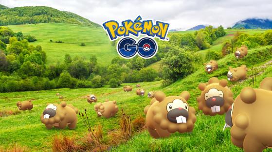 Pokémon GO: the Bidoof Breakout event is going to be even bigger