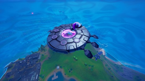 Fortnite Chapter 2 Season 7: Where to find and how to use UFOs