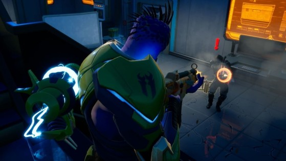 Fortnite Season 7: Where to find tech weapons & IO Guards