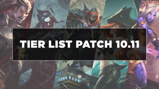 LoL: Play the Best Champions thanks to our Patch 10.13 Tier List