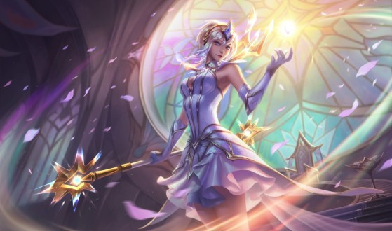 LoL, League of Legends, 9.14 Patch: Focus on the meta, Lux,