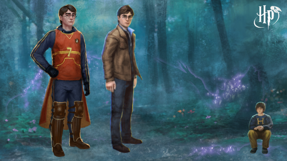 Harry Potter Wizards Unite: Potter's Calamity Brilliant