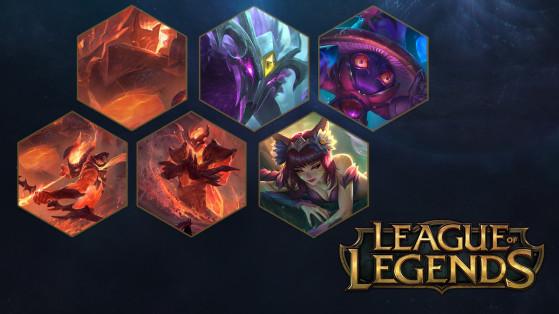 LoL — League of Legends patch notes 9.17