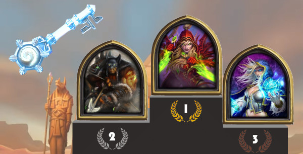 Hearthstone Arena Hero Tier List And Guides Millenium
