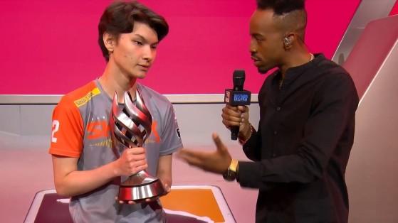 Overwatch League — Sinatraa crowned OWL Season 2 MVP